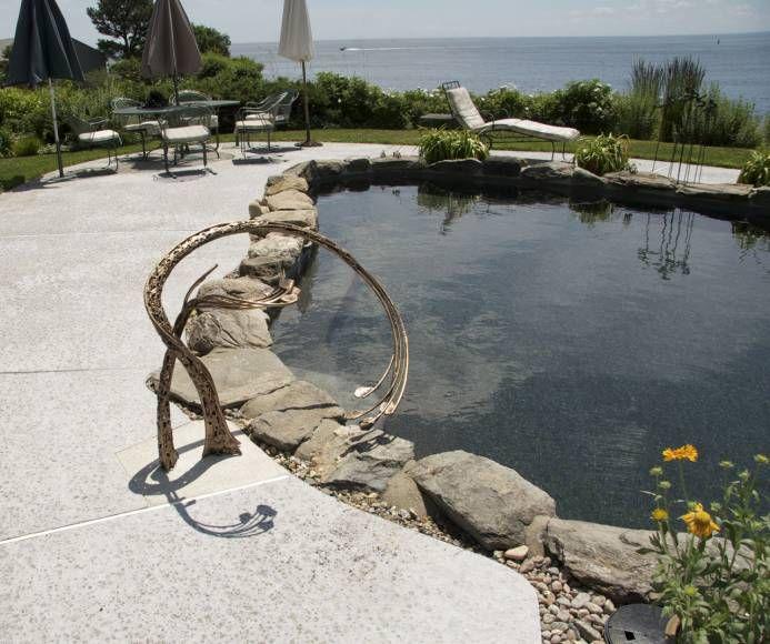 Best Stunning Bronze Custom Pool Handrail Pool Updating 400 x 300