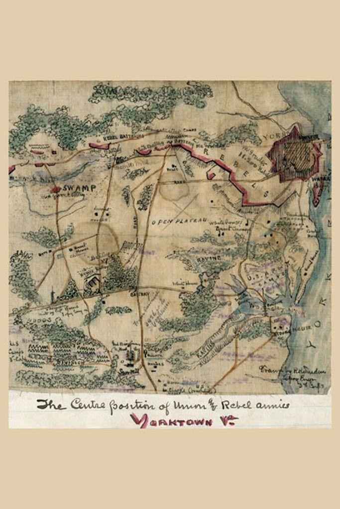 Siege of Yorktown No. 2