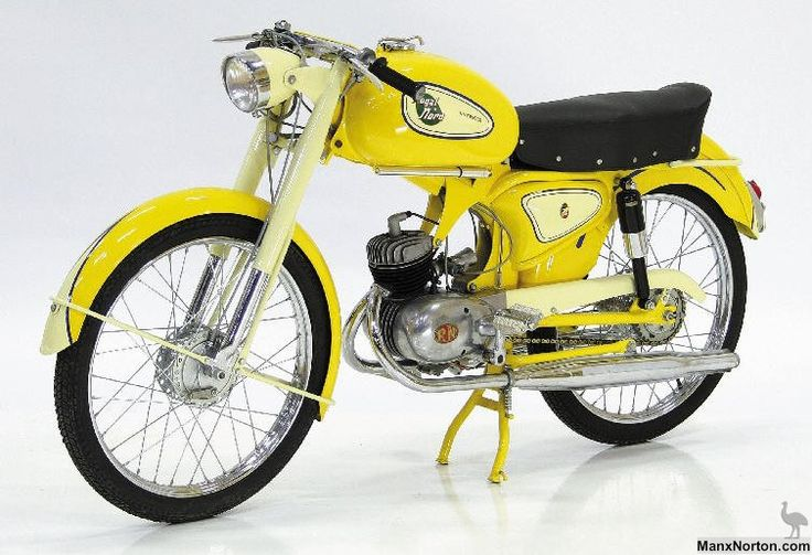 Royal Nord 1963 Gt50 Classic Motorcycles Motorcycle