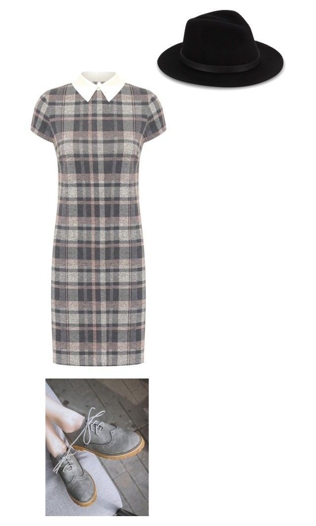 """""""Any day gray"""" by franklinlauna on Polyvore featuring Saks Fifth Avenue and WearAll"""