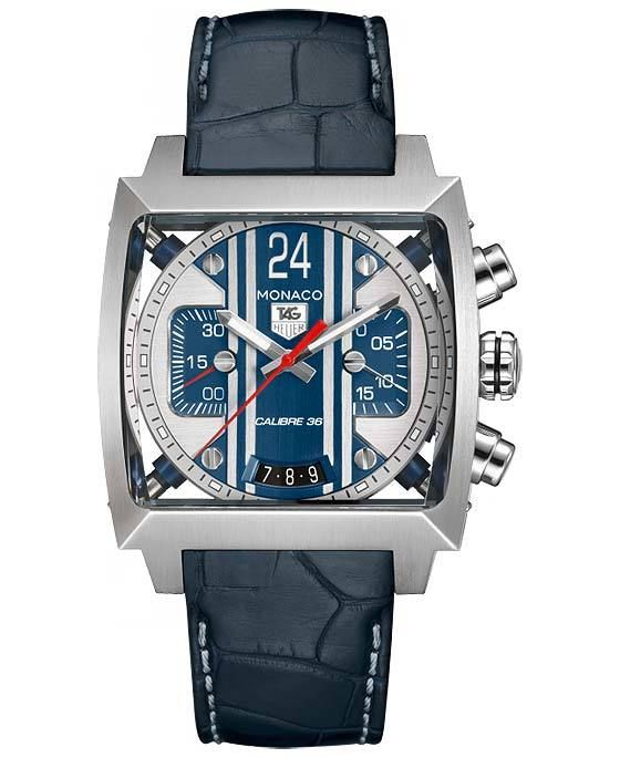 Vintage Eye for the Modern Guy Part 3: TAG Heuer Monaco   WatchTime - USA's No.1 Watch Magazine