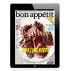 Bon appetite (Jan 2012): Butter Lettuce with Apples, Walnuts, and Pomegranate Seeds