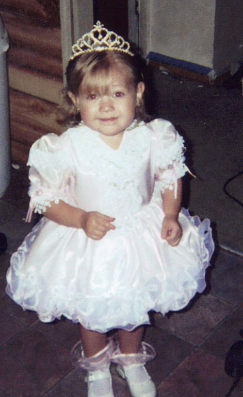 Little miss pageant age 2 ~ Olivia
