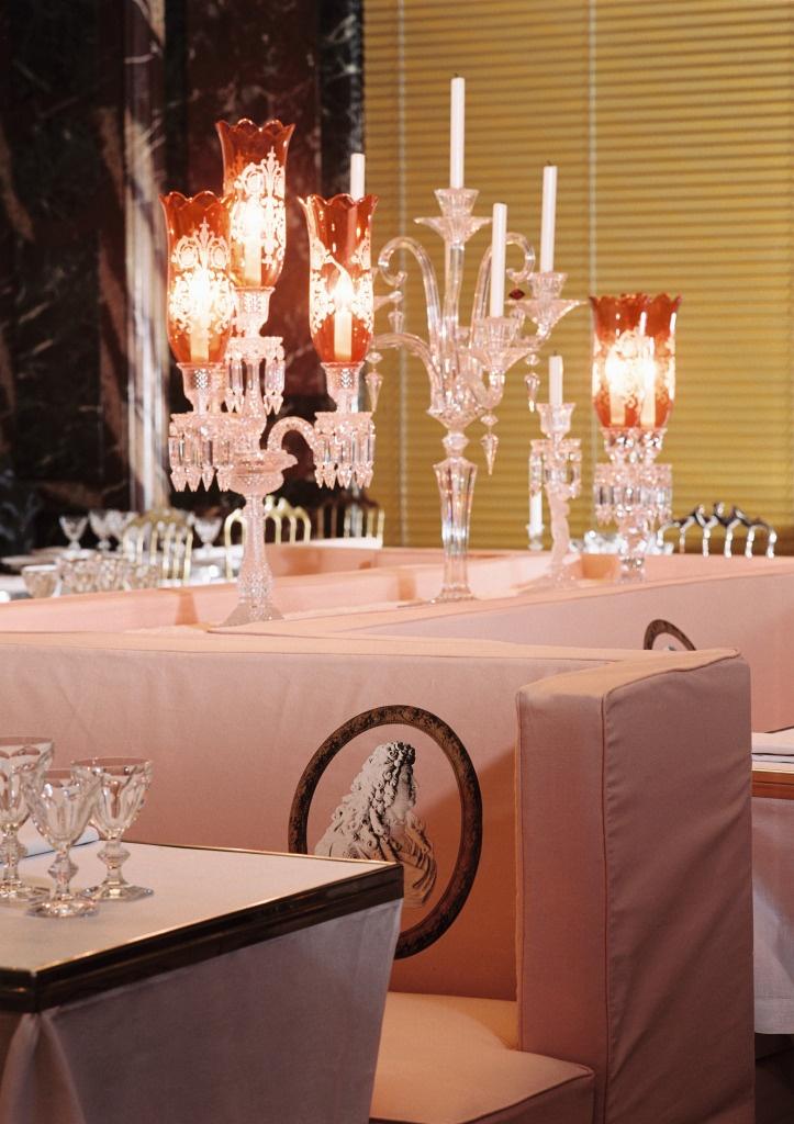 Crystal Room, Baccarat  11, place des États-Unis  75116 Paris