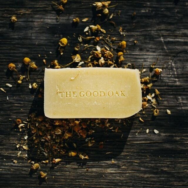 The Wood Shop - A zestful orange aroma combined with the  woodsy smell of cedarwood…an ideal uplifting  soap for the outdoorsy person.  This soap is gentle and creamy. It contains healing chamomile for soothing and moisturizing skin conditions.