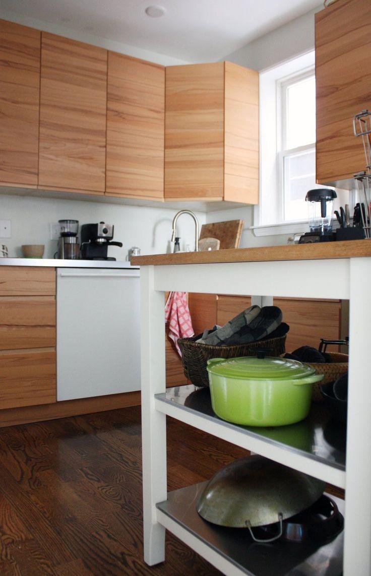 Horizontal Grain On Cabinet Doors. Taryn U0026 Sanfordu0027s Unflappable Abode