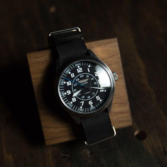 Poljot watches soviet watch mens watch mechanical от Trulesorub
