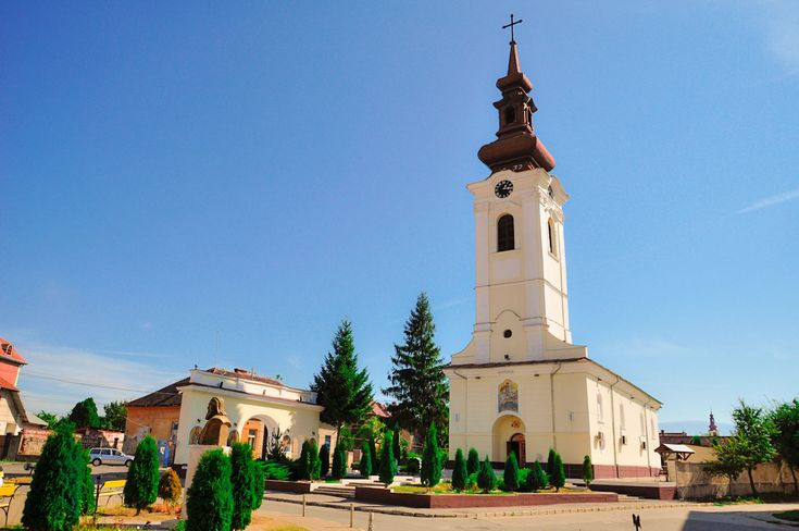 "Biserica Sfântul Gheorghe din Caransebeș – istoria ""Catedralei"" din oraș"