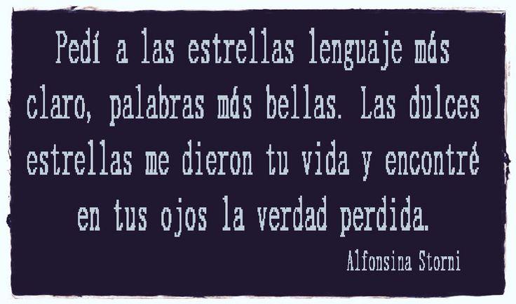 〽️ Alfonsina Storni