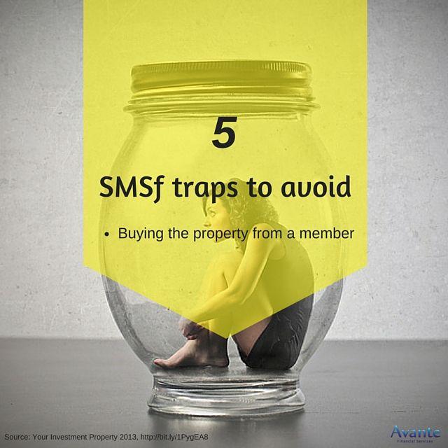 Tactic Tuesday: Avoid SMSF traps. Tip#5  #Member #PropertyUse #Avante  www.avantefinancial.com.au