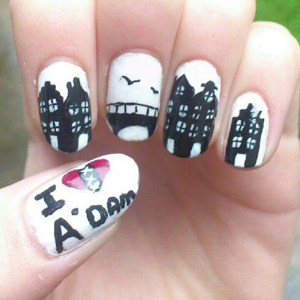 56 best vacation travel nails images on pinterest australia amsterdam nails prinsesfo Images