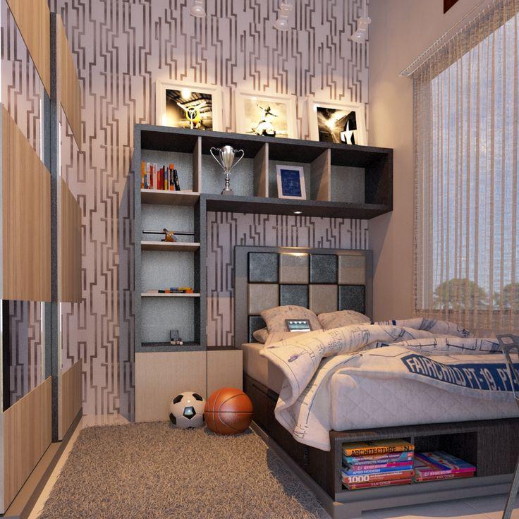 desain interior kamar anak banjarmasin