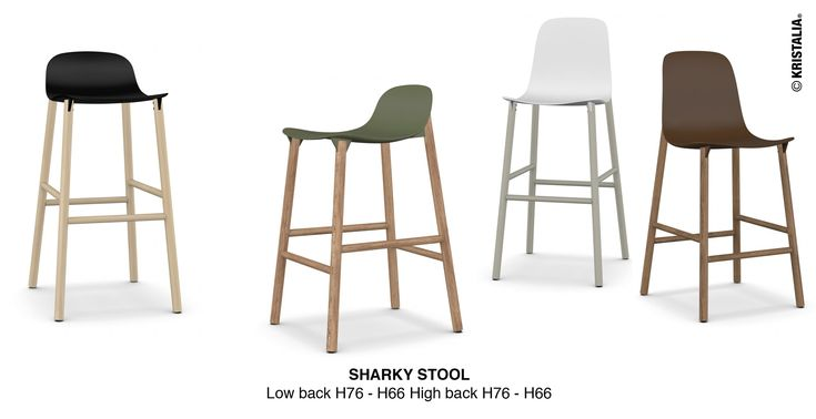 Are you looking for a bar stool? Take into consideration our Sharky stools  This is our #mondayidea #barstool #barstools #bar #stool #stools #industrialdesign