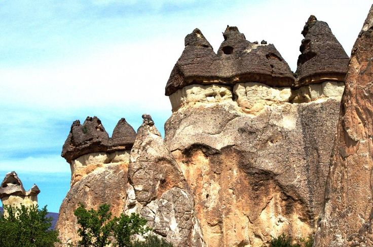 Would you like to explore the highlights of Cappadocia staying in a cave hotel and experiencing a hot air balloon flight?