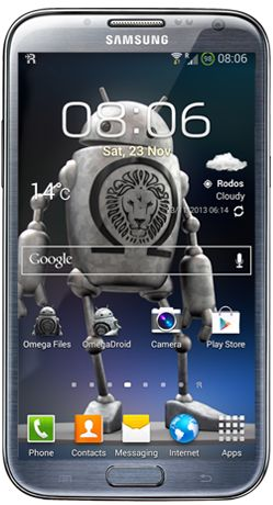 Omega Rom for Galaxy Note 2 N7100 v28 Android 4.4.2