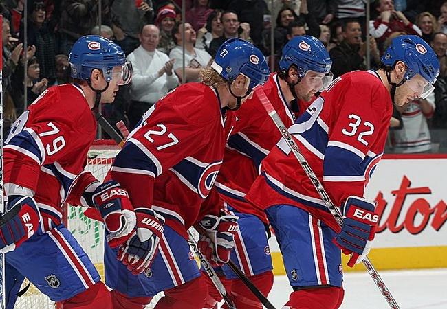 Montreal Canadiens Ice Hockey Team