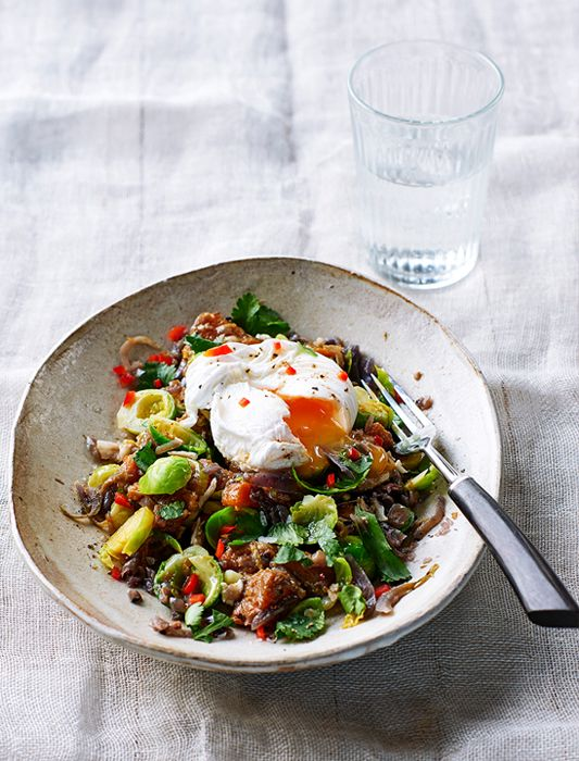 Sweet Potato Hash | sheerluxe.com