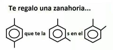 Chiste para farmacéuticos/químicos