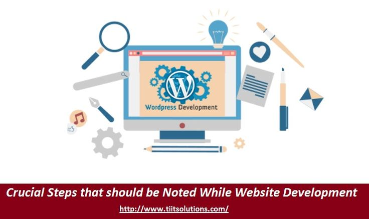 Crucial Steps that should be Noted While #WebsiteDevelopment – #webdesign #website #digitalmarketing