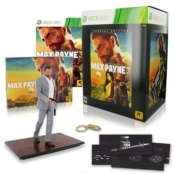 Max Payne 3: Special Edition (Xbox 360)