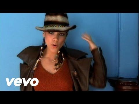 Alicia Keys - Fallin' - One of my absolute favorite songs. Makes me think of my hubby. No, not the prison part, lol. Well...unless we're being metaphorical...