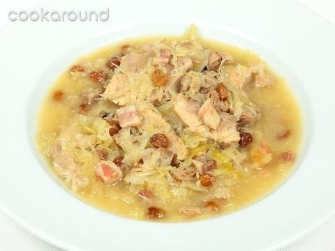 Zuppa di crauti: Ricette Ucraina | Cookaround