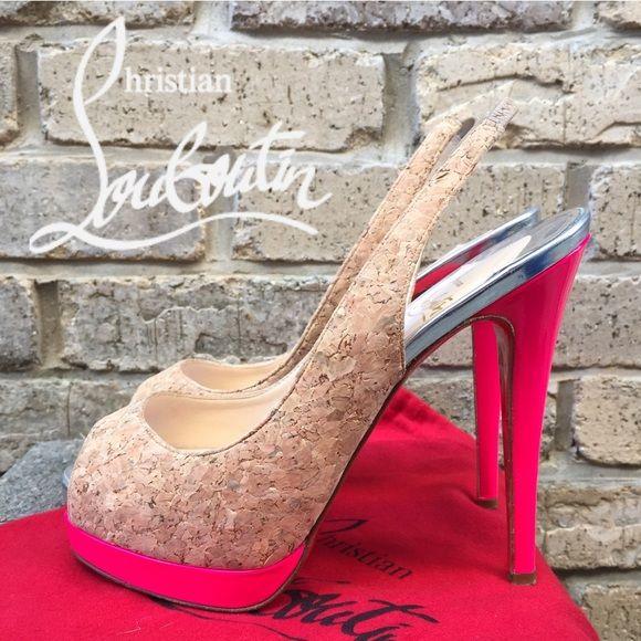 ????Christian Louboutin Catenita 37 | Christian Louboutin Shoes ...