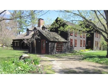 17 Best Images About Antique Homes On Pinterest York Maine Connecticut And Early American