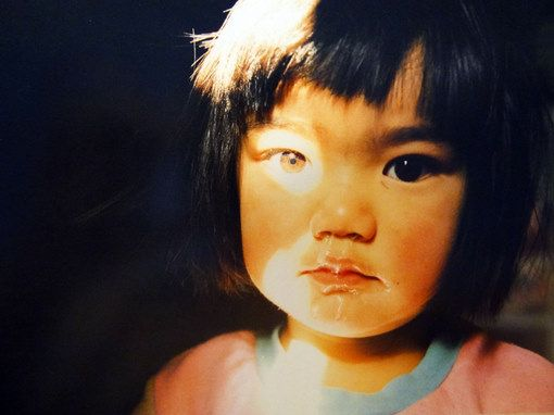 """Mirai-chan"", or Little Miss Future by photographer Kotori Kawashima, her mother."
