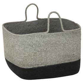 Basket - Grey/Charcoal