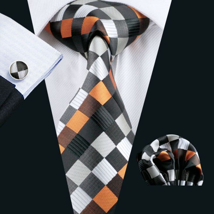 Necktie - Woven Jacquard silk in solid off-white Notch x5DmKxi
