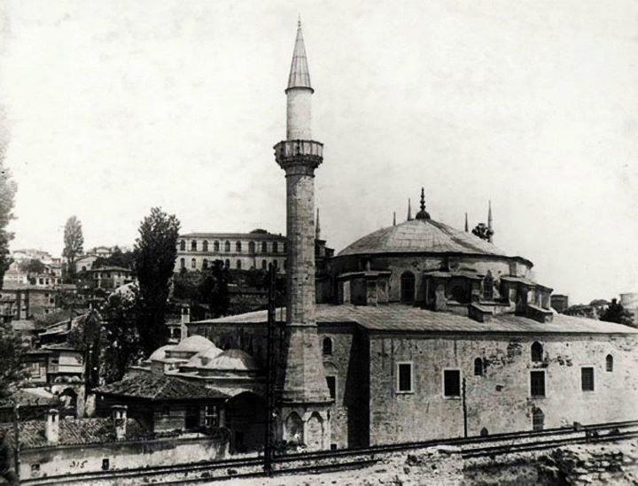 Küçük Ayasofya Camii