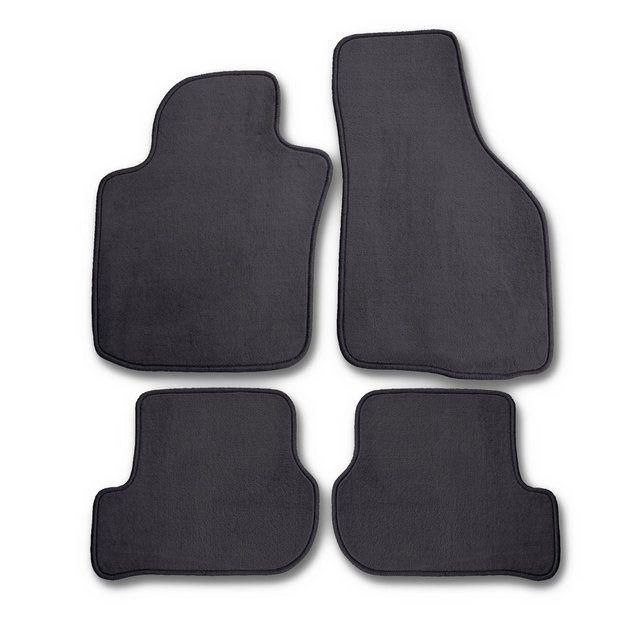 Passform-Fußmatten (4 Stück), Hyundai i30 Fließheck, Bj.: 1/17 –
