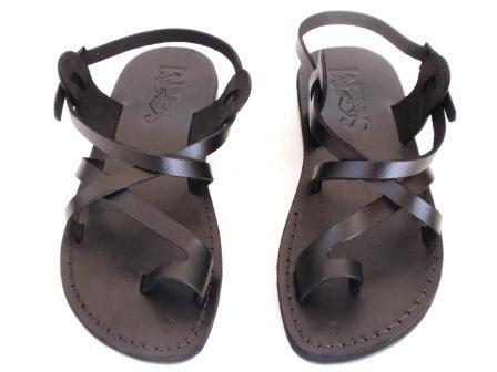 Leather Sandals, Leather Sandals Women, Sandals, Women's Shoes, JERUSALEM, Flip Flops, Biblical Sandals, Jesus Sandals, Jerusalem Sandals by Sandalimshop on Etsy