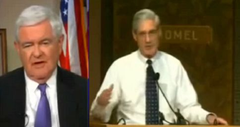 Gingrich uses hard numbers to expose Mueller's Grand Jury bias – libs go off