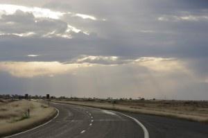Bourke, Australia. Edge of The Outback.