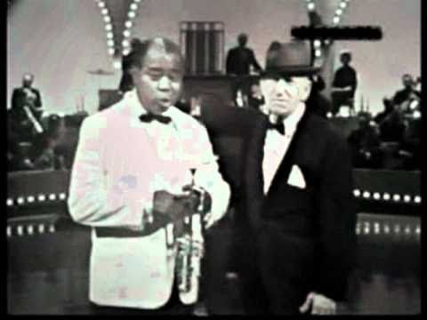January 29, 1980: Died, Jimmy Durante, a wonderful performer and one of my all-time favorites. Here he is singing with Satchmo.
