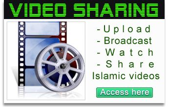 Muslim Video - Free Islamic Videos - Free Islamic online TV - Live TV - Media uplod Sharing portal - connecting Muslims together