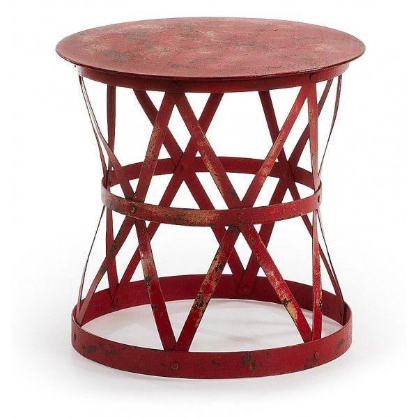 mesa auxiliar metal arida | Tiendas On                                                                                                                                                     Más