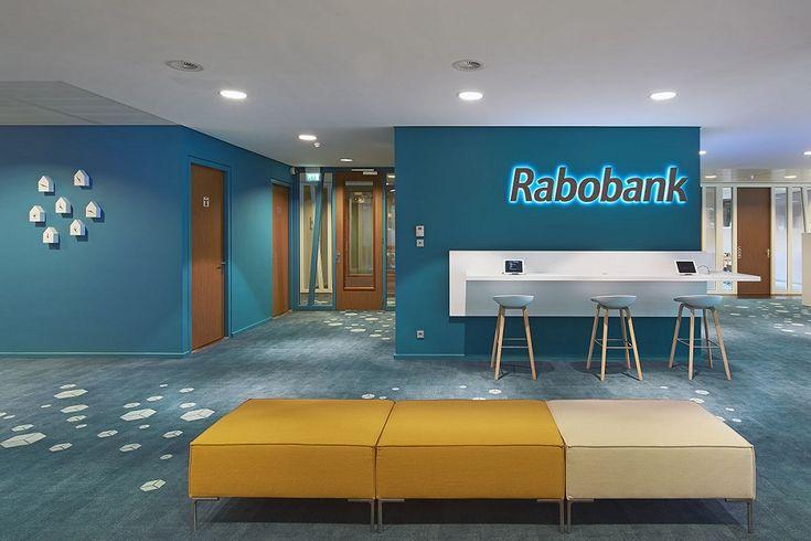 ZENBER interieur I architectuur BNI (Project) - RABOBANK APELDOORN EN OMGEVING - PhotoID #347879 - architectenweb.nl