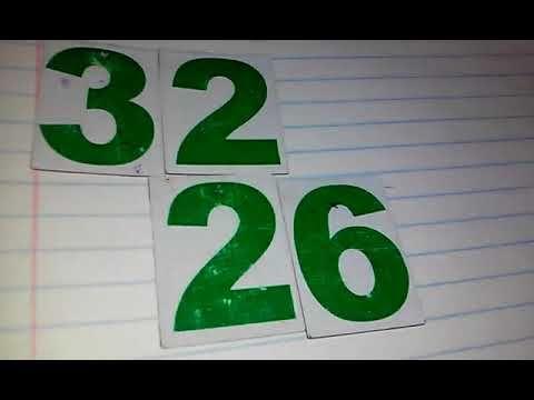 29 de agosto numeros para ganar la loteria hoy/como ganar la loteria/pale/tripletas estrategias bimg - YouTube