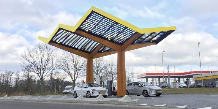 Another 'ultra-fast' electric vehicle charging network is coming to Europe | Electrek