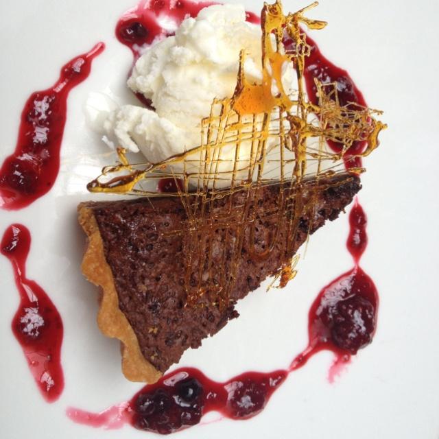 Torta de chocolate - Puerta Grande