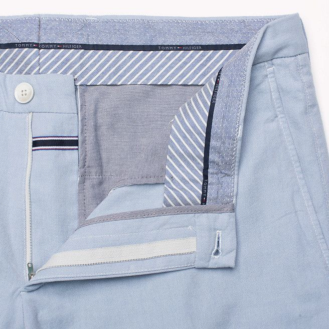 Tommy Hilfiger William-w Pant - 410 (Blue) - Tommy Hilfiger Trousers - detail image 3
