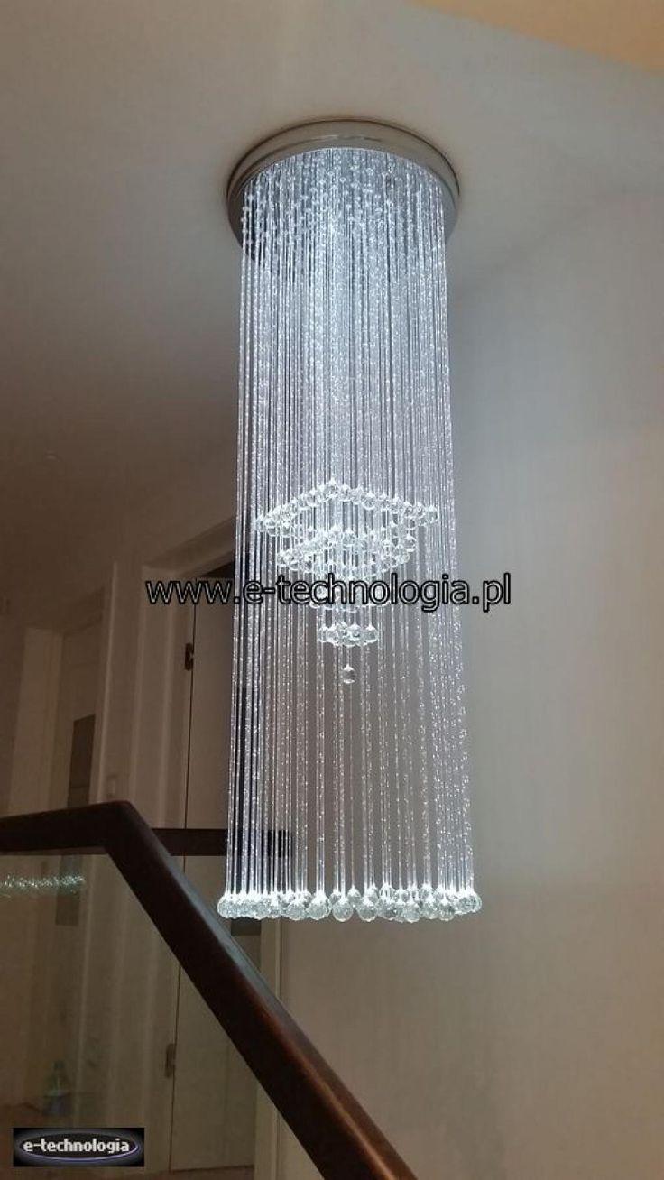 Oświetlenie schodowe LED - lampy schodowe LED - oświetlenie schodów LED…