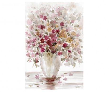Tablou Aquarelle De Fleurs 60x90 cm    Brand: Ixia