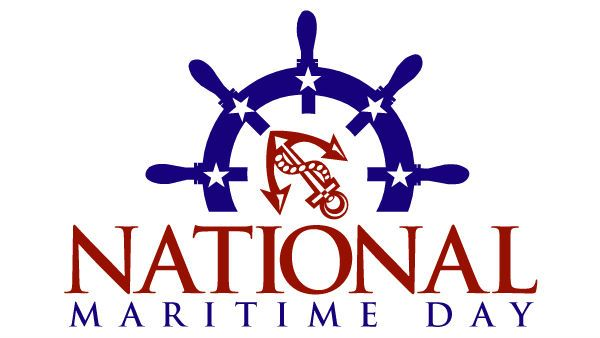 Monday, May 22 is National Maritime Day. It was declared by Congress in 1933 to call attention to America's proud maritime heritage and to honor the men and women who serve and have served as U.S. merchant mariners. http://maritime-executive.com/article/ports-commemorating-national-maritime-day