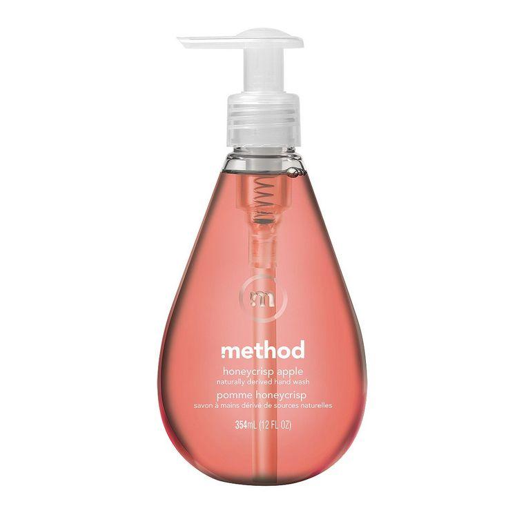 Method Gel Hand Soap Honeycrisp Apple - 12oz