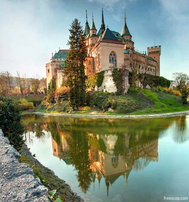 Bojnice Castle: Dreams Home, Real Life, Bojnic Castles, Beautiful Places, Medieval Castles, Bojnic Cities, House, Princesses, Fairies Tales