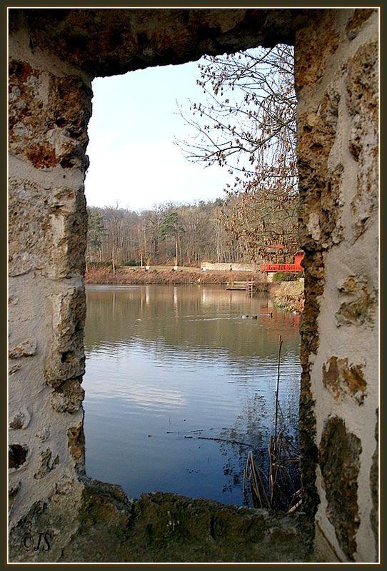 Cernay-la-Ville, IIe-de-France_ North France